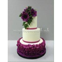 Свадебный торт #9