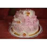 Торт для сестры Барби