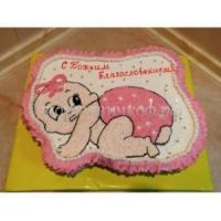 Детский торт на заказ - Лялка