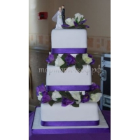 Торт свадебный на заказ - # 247
