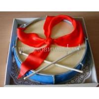 Торт на заказ -  Пионер
