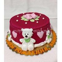 Детский торт #53