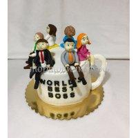 Торт для корпоратива #10