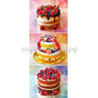 Фруктовые торты #7