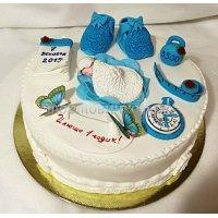 Детский торт #369