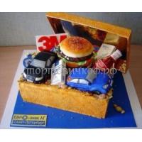 Заказать торт на день рождения - Набор