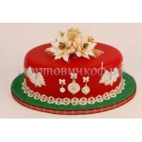 Торт Новый Год # 68