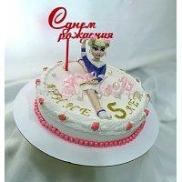 Детский торт #81