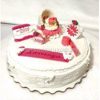 Детский торт #372