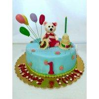 Детский торт #97