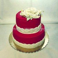 Свадебный торт #18