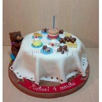 Детский торт #91