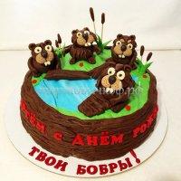 Детский торт #95