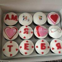 Капкейки и мини пирожные #13