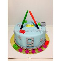 Детский торт #102