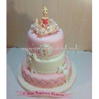 Детский торт #104