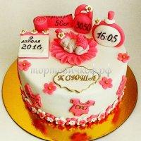 Детский торт #373