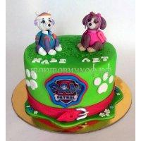 Детский торт #105