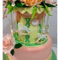 Детский торт #118