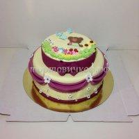 Детский торт #127