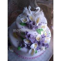 Свадебный торт #25