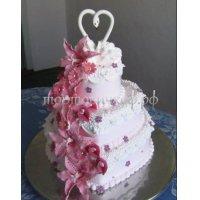 Свадебный торт #28