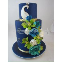 Свадебный торт #30