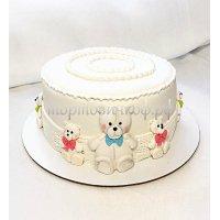 Детский торт #143