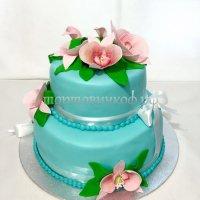 Свадебный торт #31