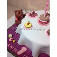 Детский торт #144