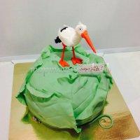Детский торт #153