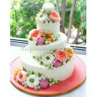 Свадебный торт #36