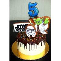 Детский торт #156