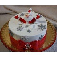Торт на новый год #36