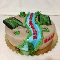 Детский торт #165