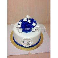 Свадебный торт #41