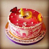 Детский торт #175