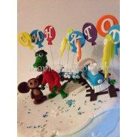 Детский торт #179