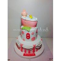 Детский торт #182