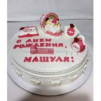 Детский торт #381