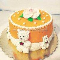 Детский торт #189
