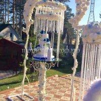 Свадебный торт #98