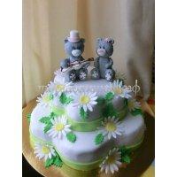 Свадебный торт #46