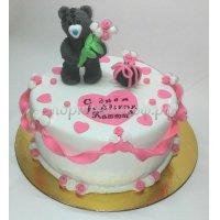 Детский торт #384