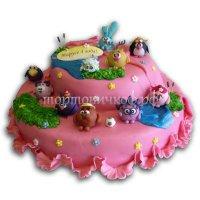 Детский торт #205