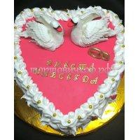 Свадебный торт #50