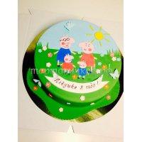 Детский торт #211