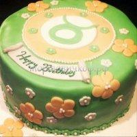 Прикольные торты на день рождения # 21