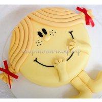 Детский торт #218