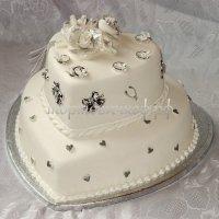 Свадебный торт #54